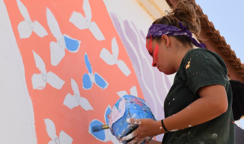 Pintura y decoración de escuelas